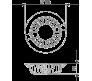 Светодиодный светильник DOWNLIGHT ECO 1M-54/0,30